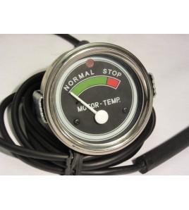 Temperatuurmeter voor de Porsche Diesel en andere luchtgekoelde motoren